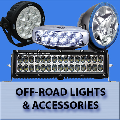 Off-Road LED Lights